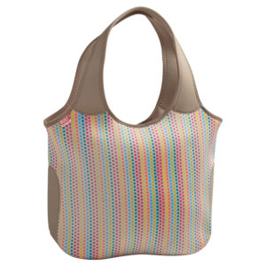 Essential Tote Candy Dot 1