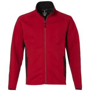 Ferno Bonded Knit Jacket Mens Red