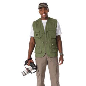 khaki Fishing Jacket - Grayhouse