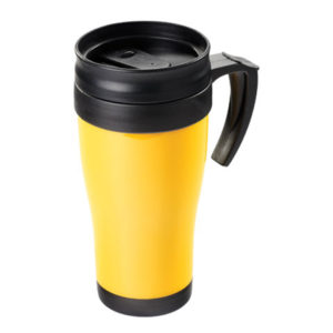Four Seasons Mug Yellow