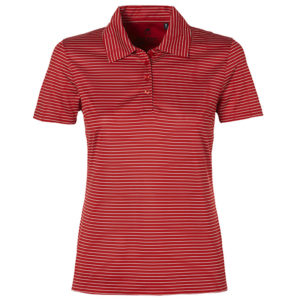 Gary Player Bellerive Golf Shirt Ladies Red