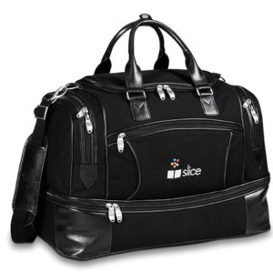 Gary Player Collection Double Decker Bag Black