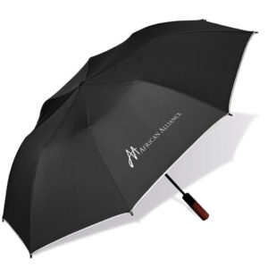 Gary Player Executive Umbrella Black