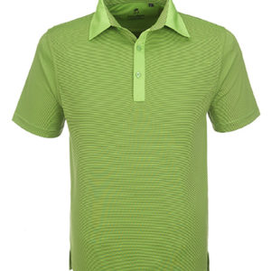 Gary Player Pensicola Golf Shirt Mens Lime