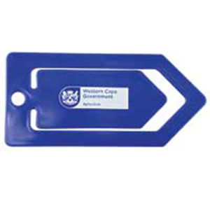 Giant Bookmark Blue