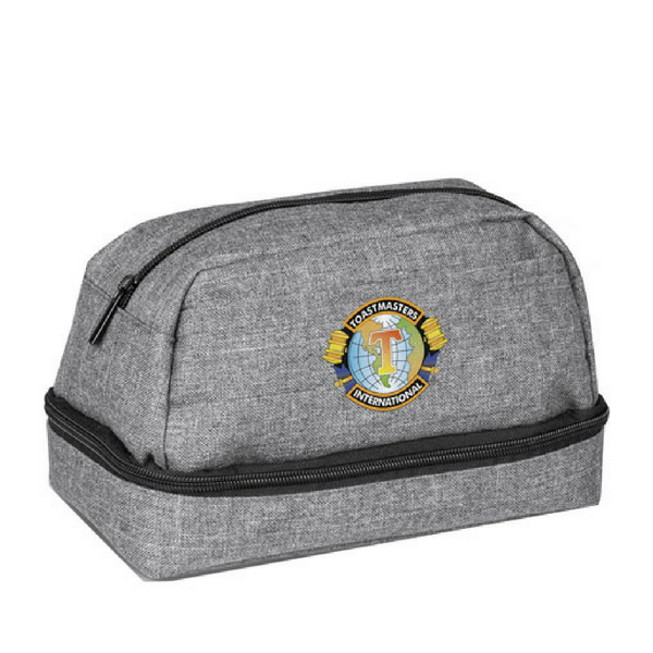 Gray House Promotional Greyston Toiletry Bag