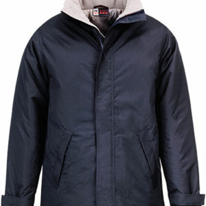 Hastings Parka Mens Navy