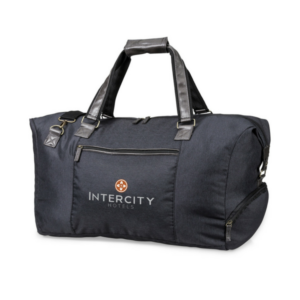 Gray House Branded Hemingway Weekend Travel Bag
