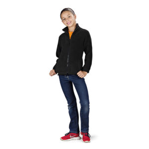 Houston Fleece Jacket Black