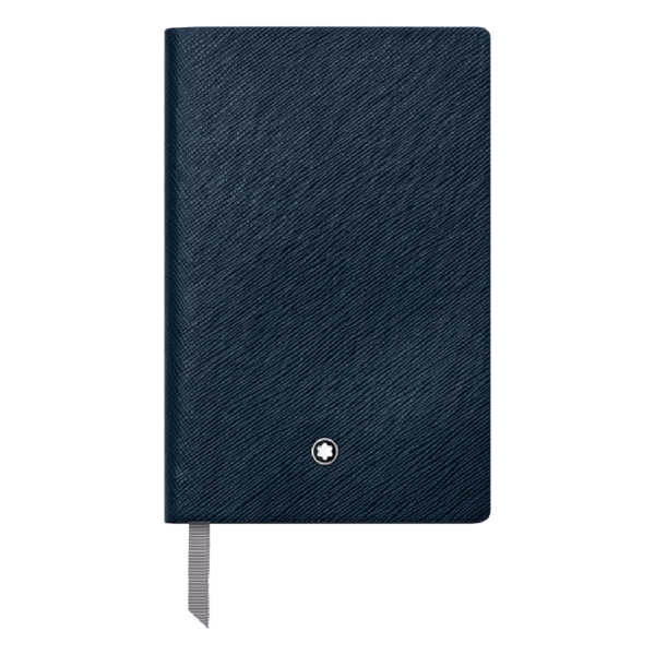 Gray House Indigo Notebook