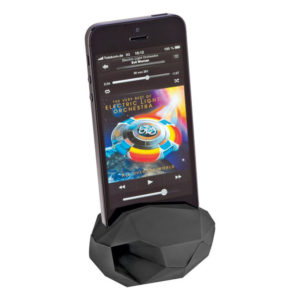 Iphone Stand and Speakers