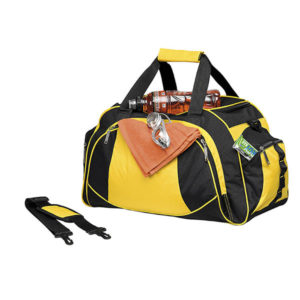 Iron Man Tog Bag Yellow