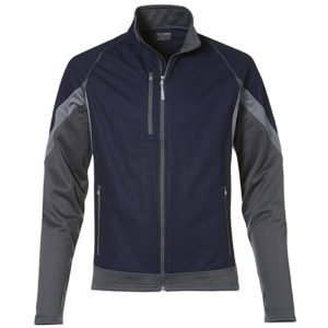 Jozani Hybrid Soft Shell Jacket Mens Navy