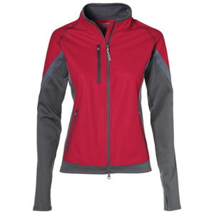 Jozini Hybrid Soft Shell Jacket Ladies Red