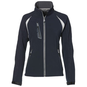 Katavi Soft Shell Jacket Ladies Navy