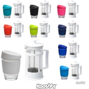 kooshty Assorted Water Drinking Set