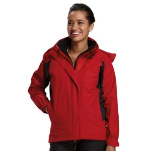 Scout Red & Black Jacket