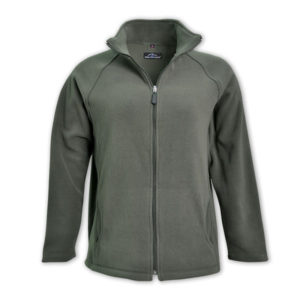 Ladies Classic Microfibre Polar Fleece Grey