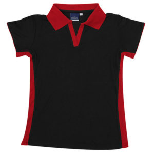 Ladies Spring Golfer Red