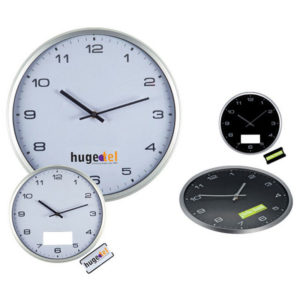 Large Wall Clock White