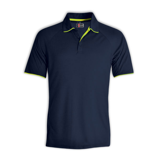 Legend polo men gray house promotions for High end golf shirts