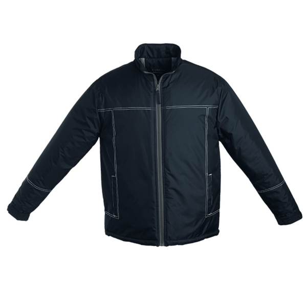 Lepi Black Jacket with Grey Lining