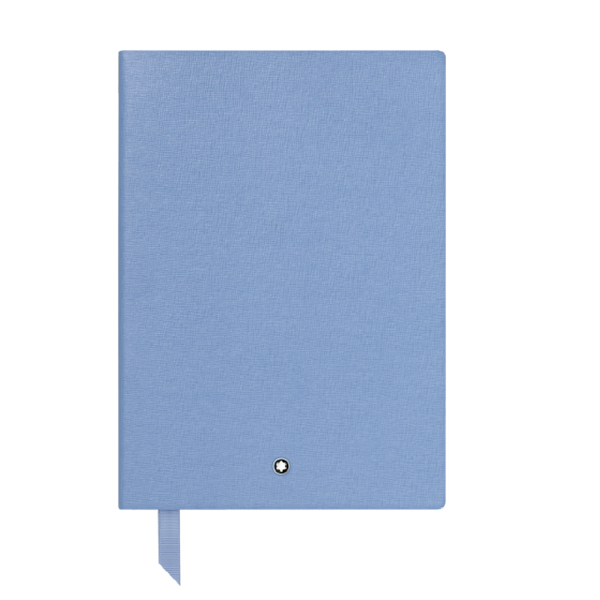 Gray House Light Blue Notebook