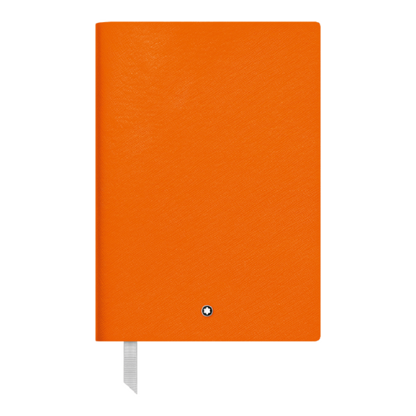 Gray House Lucky Orange Notebook