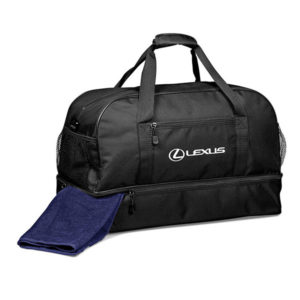 Maine Double Decker Bag Black