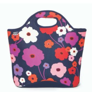 Lush Flower Lunch Tote 1