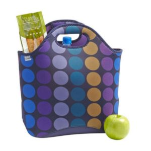 Market Plum Lunch Bag