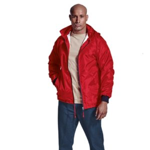 MCO Red Jacket Front