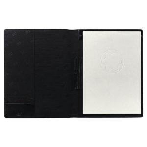 Meisterstruck Montblanc Large A4 Notebook Black