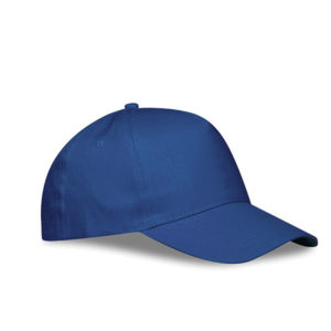 Memphis 5 Panel Cap Blue