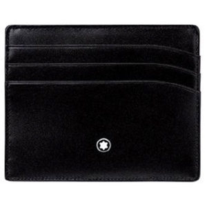 Montblanc Pocket Holder 6CC Black