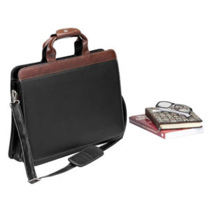 Morgan Briefcase Black