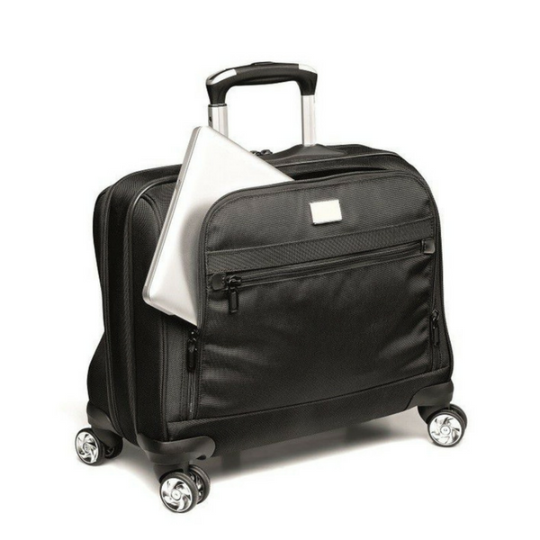 Gray House Promotions Morpheus Overnight Tech Trolley Bag