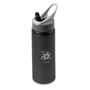 Nautilis Water Bottle Black