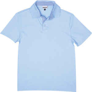 New York Golfer Light Blue