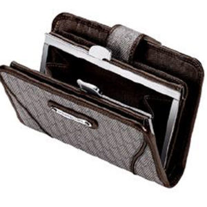 Nightflight Signature Montblanc Wallet 6cc