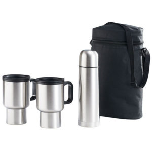 On-the-Move Mug and Flask Set