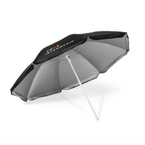Gray House Branded Paradiso Umbrella