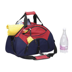 Pelham Tog Bag Blue Red