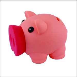 Piggy Bank- Grayhouse