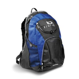 Gray House Promotions Pinnacle Tech Backpack Corporate Gift 01
