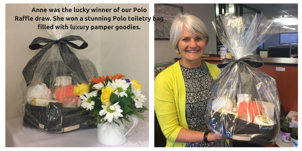 Polo Hamper Winner