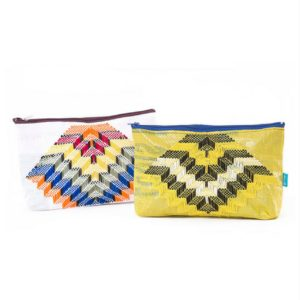 Langazela Recycled Accessory Purse - Grayhouse