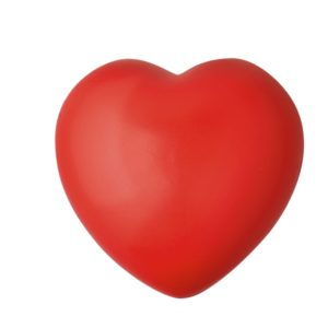 Valentine Red Stress Ball
