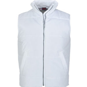 Rego Body Warmer White