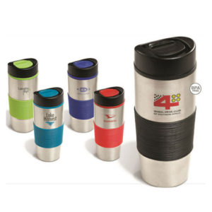 Gray House Tumbler Flask Promotional Gifting